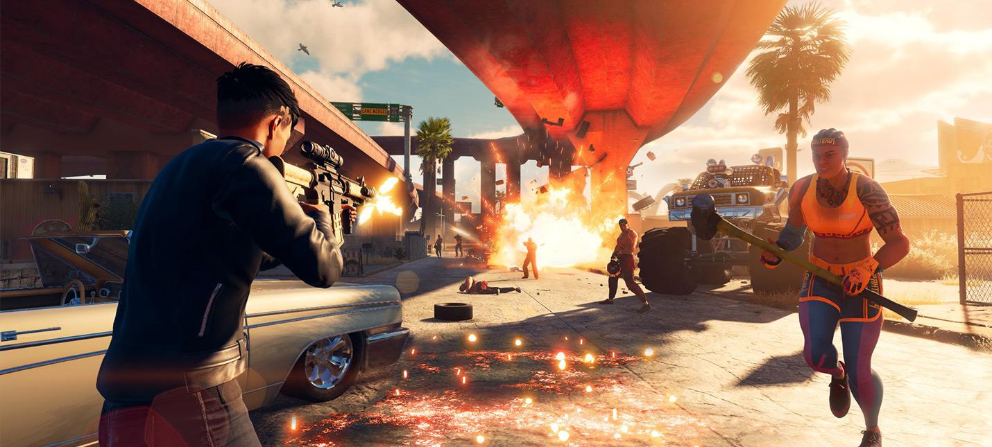 Новая история и привычный геймплей серии  разработчики Saints Row ответили на вопросы игроков