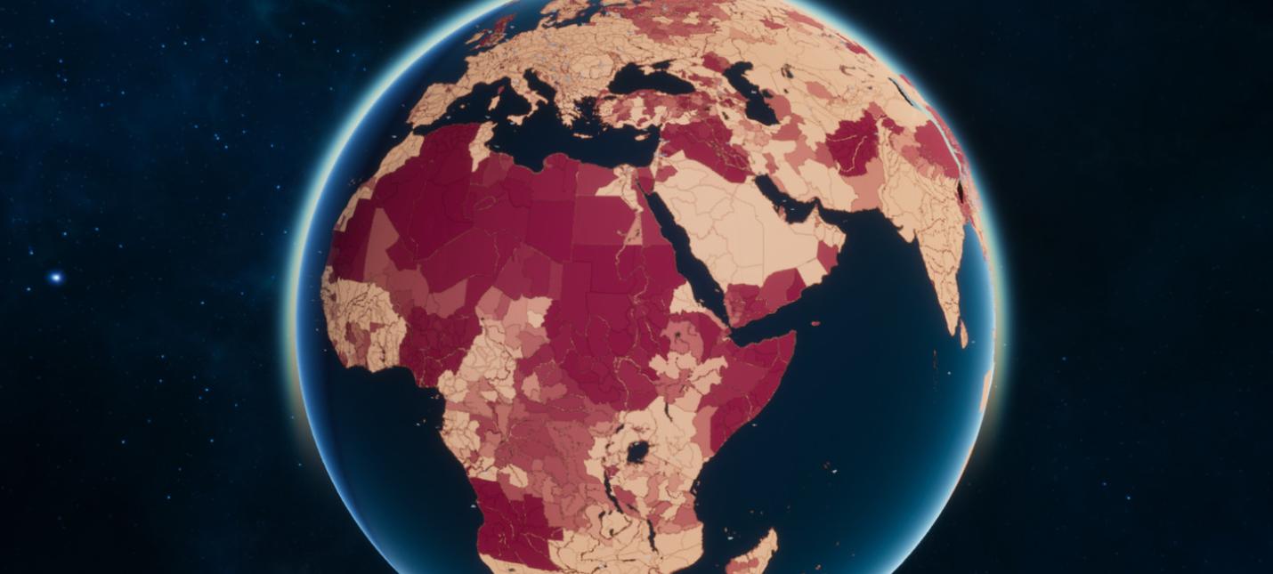 Война и китайский кризис в трейлере симулятора геополитики SuperPower 3