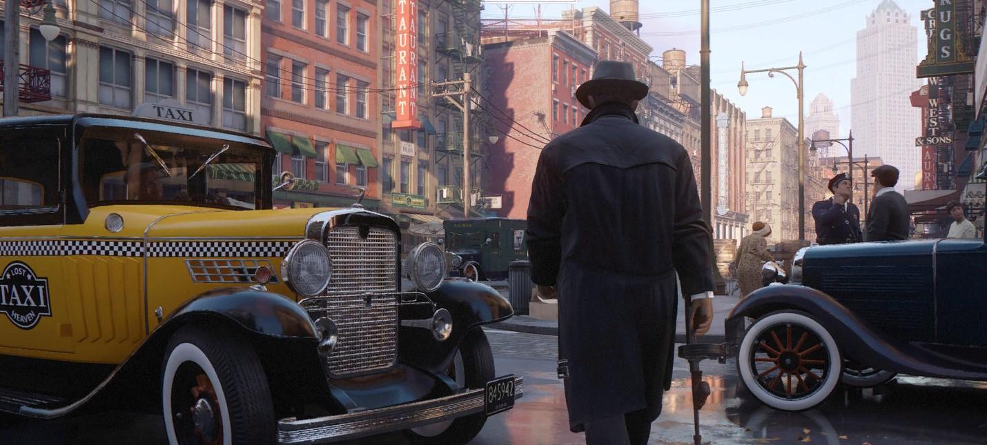 В Steam началась распродажа ремейка Mafia и других игр серии
