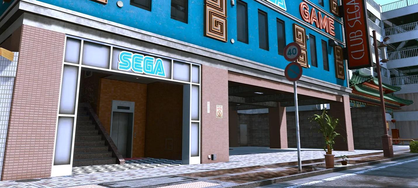 В Lost Judgment можно будет сыграть в классические игры SEGA