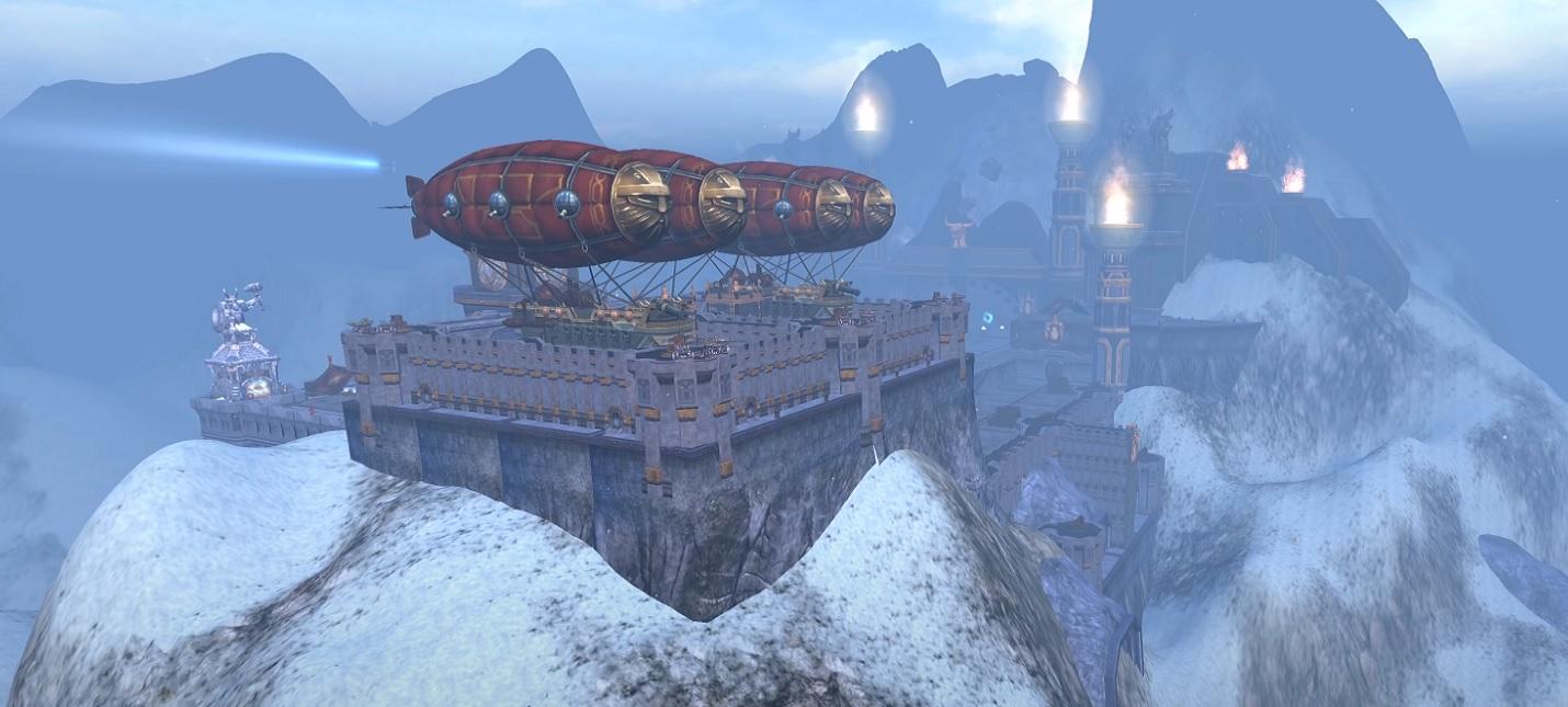 Фанаты добавили в Warhammer Online столицы гномов и зеленокожих, вырезанные на релизе