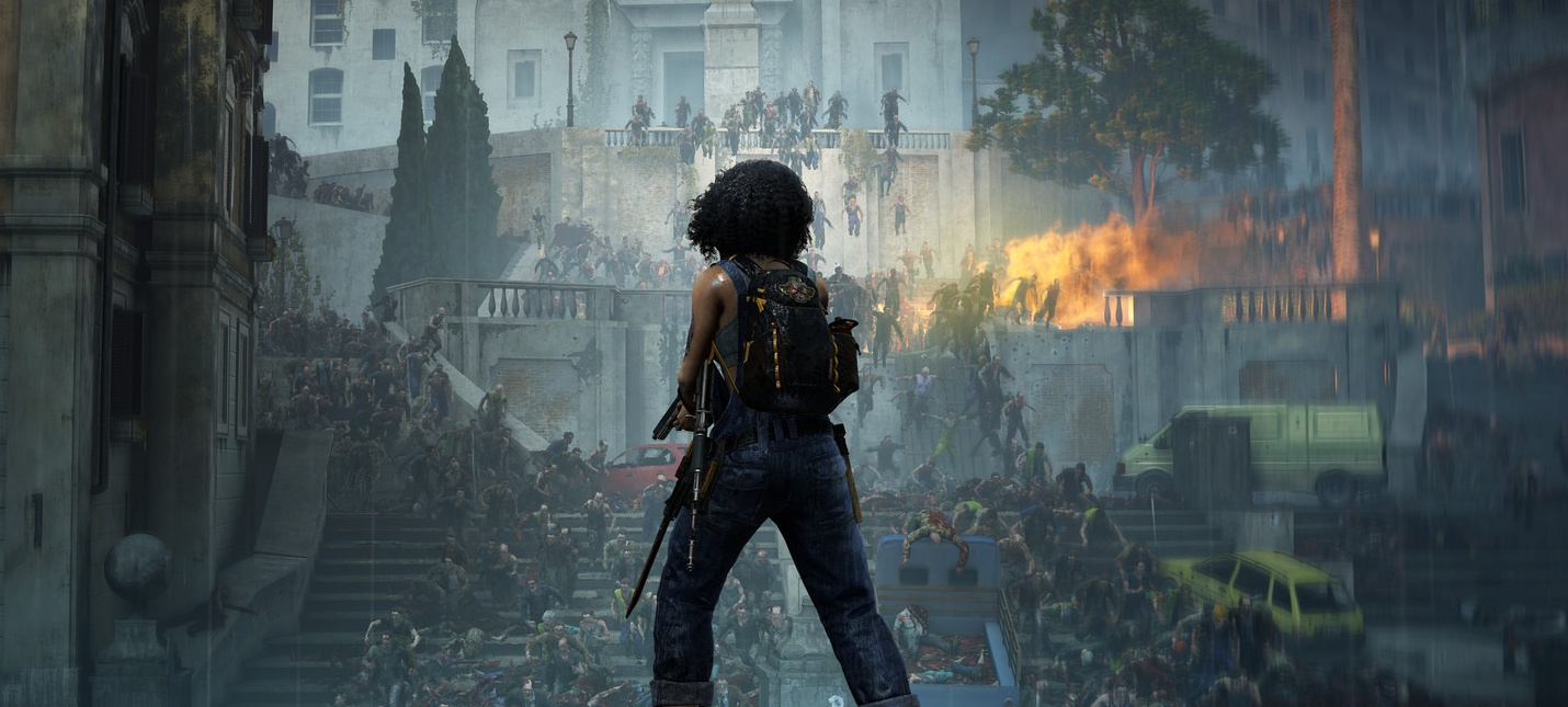Очень много зомби в релизном трейлере World War Z: Aftermath