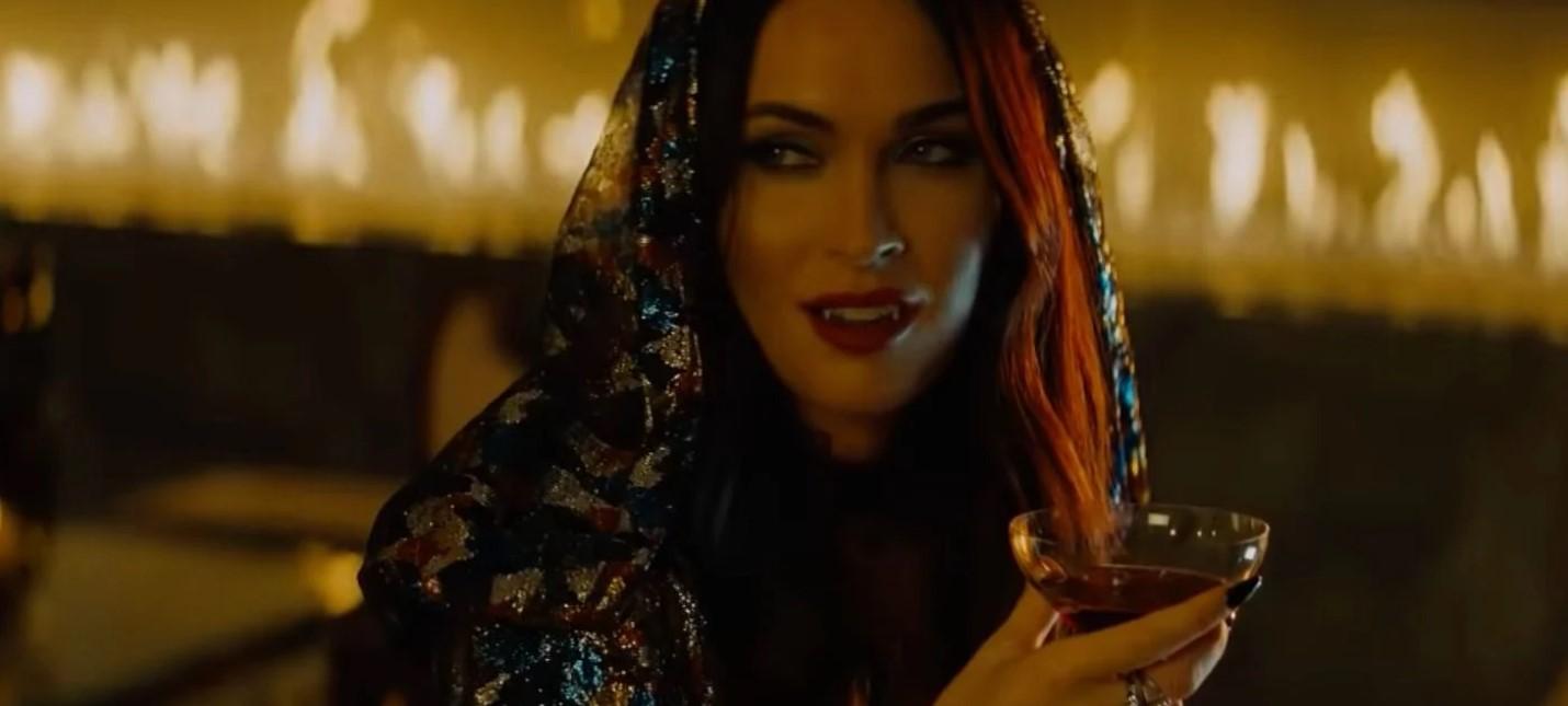 Меган Фокс и приключения вампиров в ночном Лос-Анджелесе в трейлере Клыки ночи