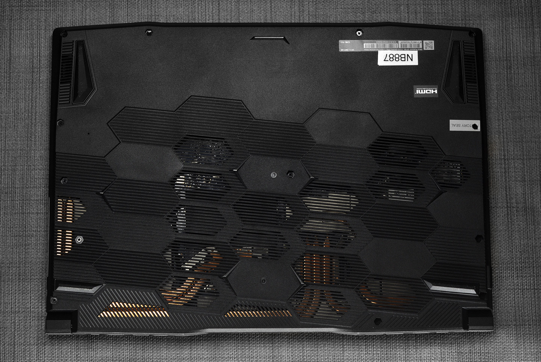 Обзор ноутбука MSI Katana GF66