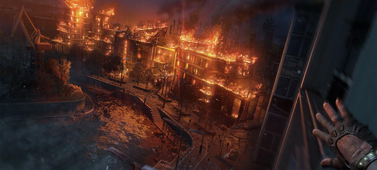 30 сентября пройдет стрим по Dying Light 2 — его посвятят открытому миру