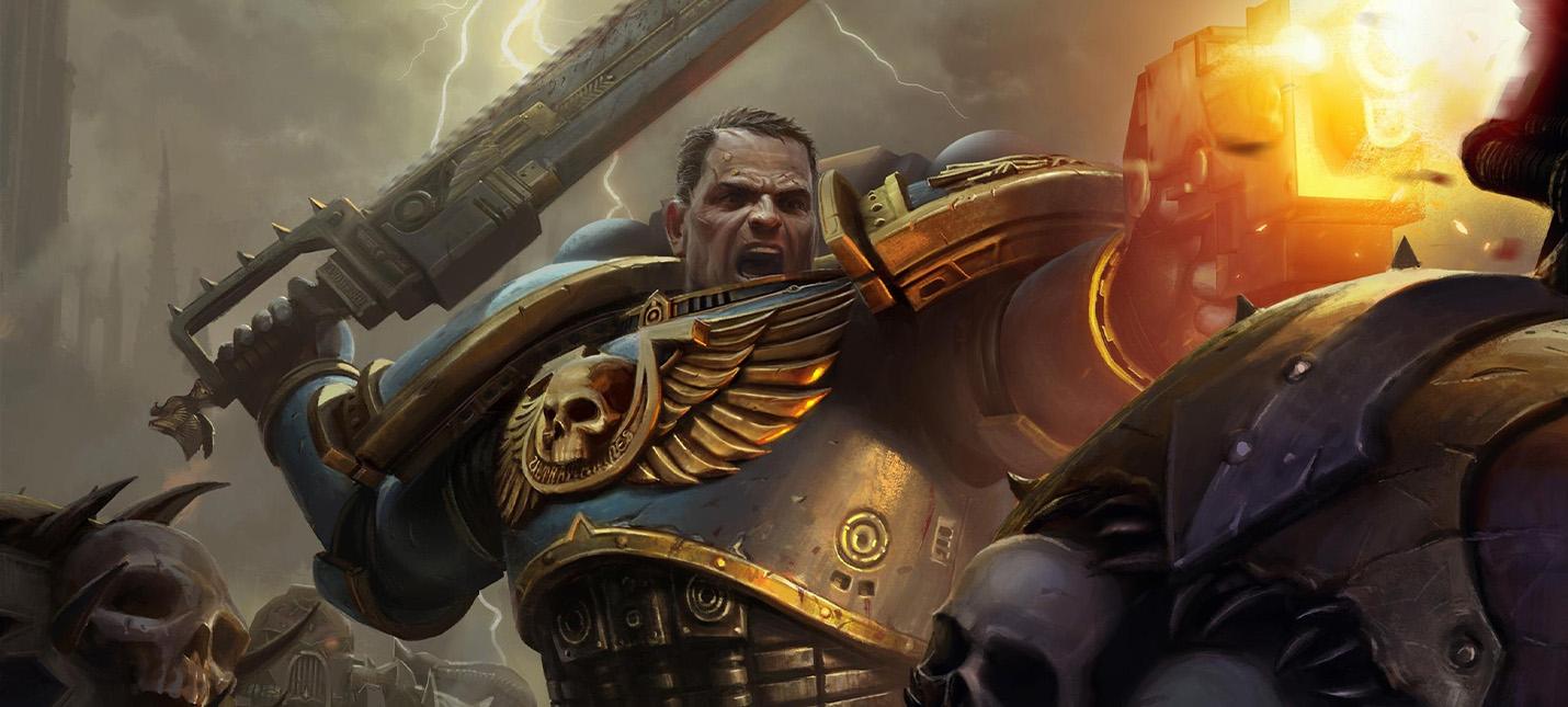 Для Warhammer 40,000: Space Marine вышло юбилейное издание со всем контентом