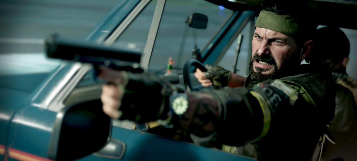 Возвращение Вудса и Мэйсона в аутро пятого сезона Call of Duty: Black Ops Cold War и Warzone
