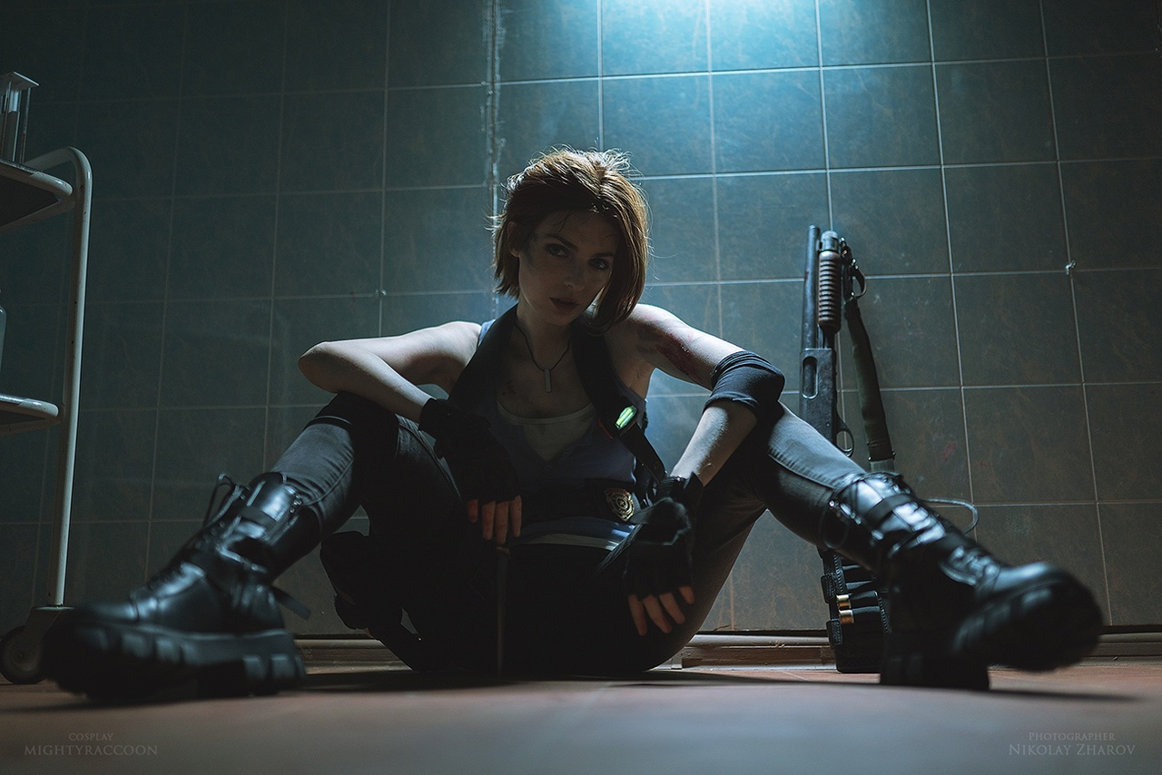 Пятничный косплей: Resident Evil 3, Days Gone, Демонесса и Джессика Нигри