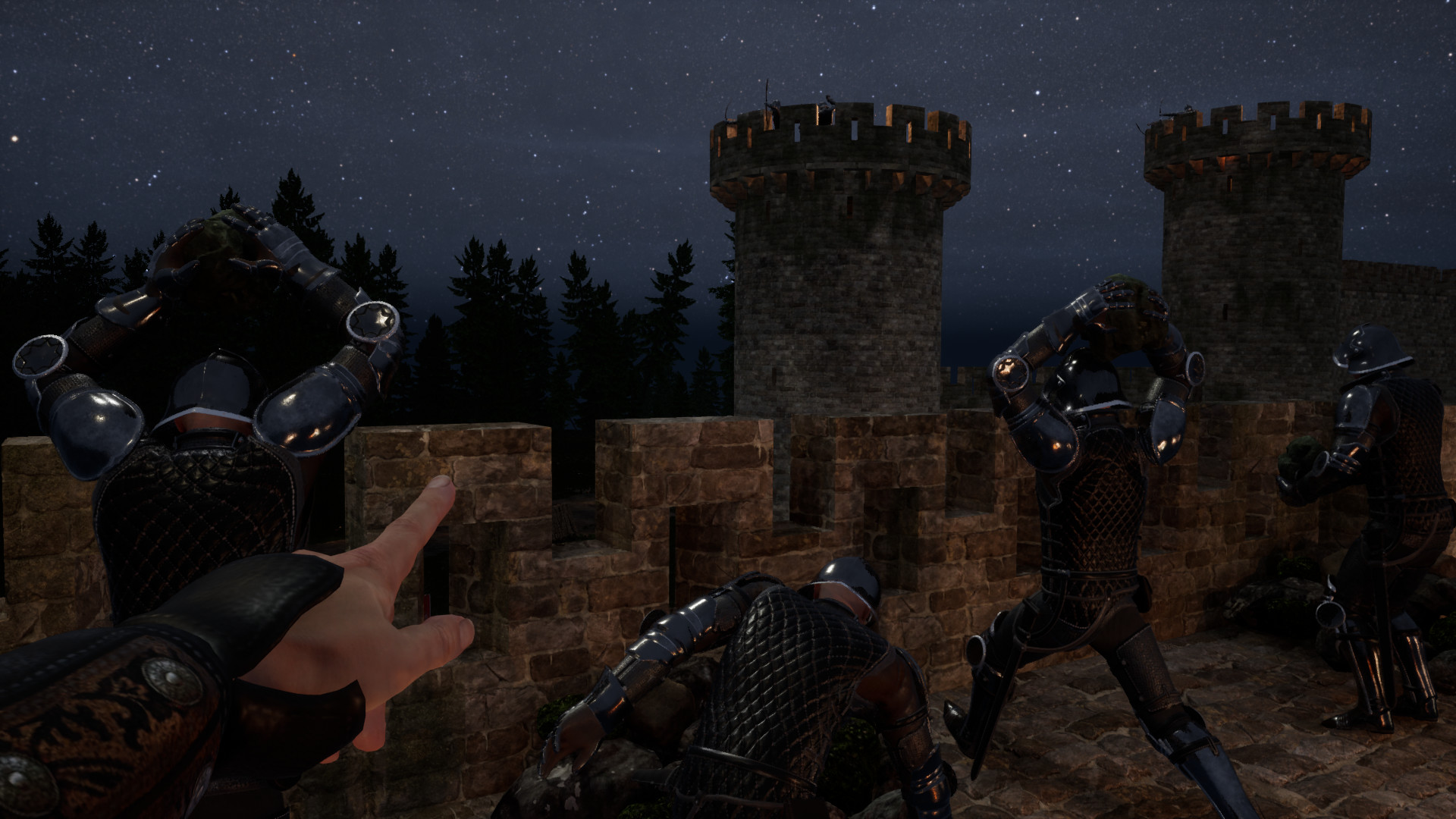 Анонсирован Noble's Life: Kingdom Reborn — симулятор французского аристократа времен Столетней войны