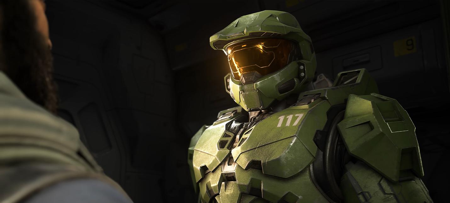В Сеть слили список со всем оружием из Halo Infinite