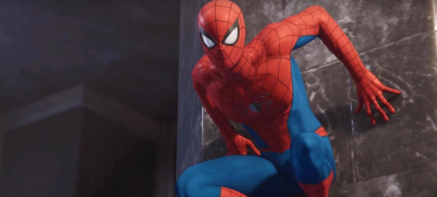Человек-паук в Marvels Avengers получит сюжетные миссии и кат-сцены