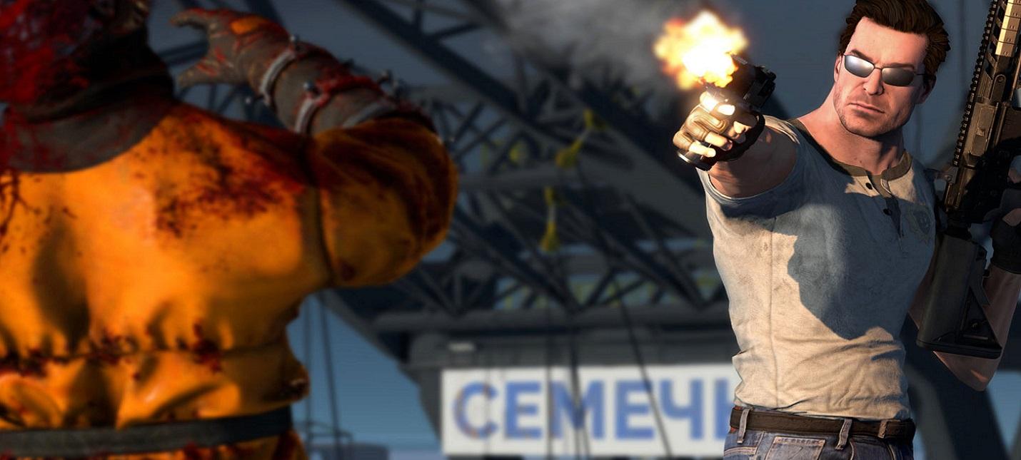 Посмотрите, как выглядит вырезанный из Serious Sam 4 уровень в России