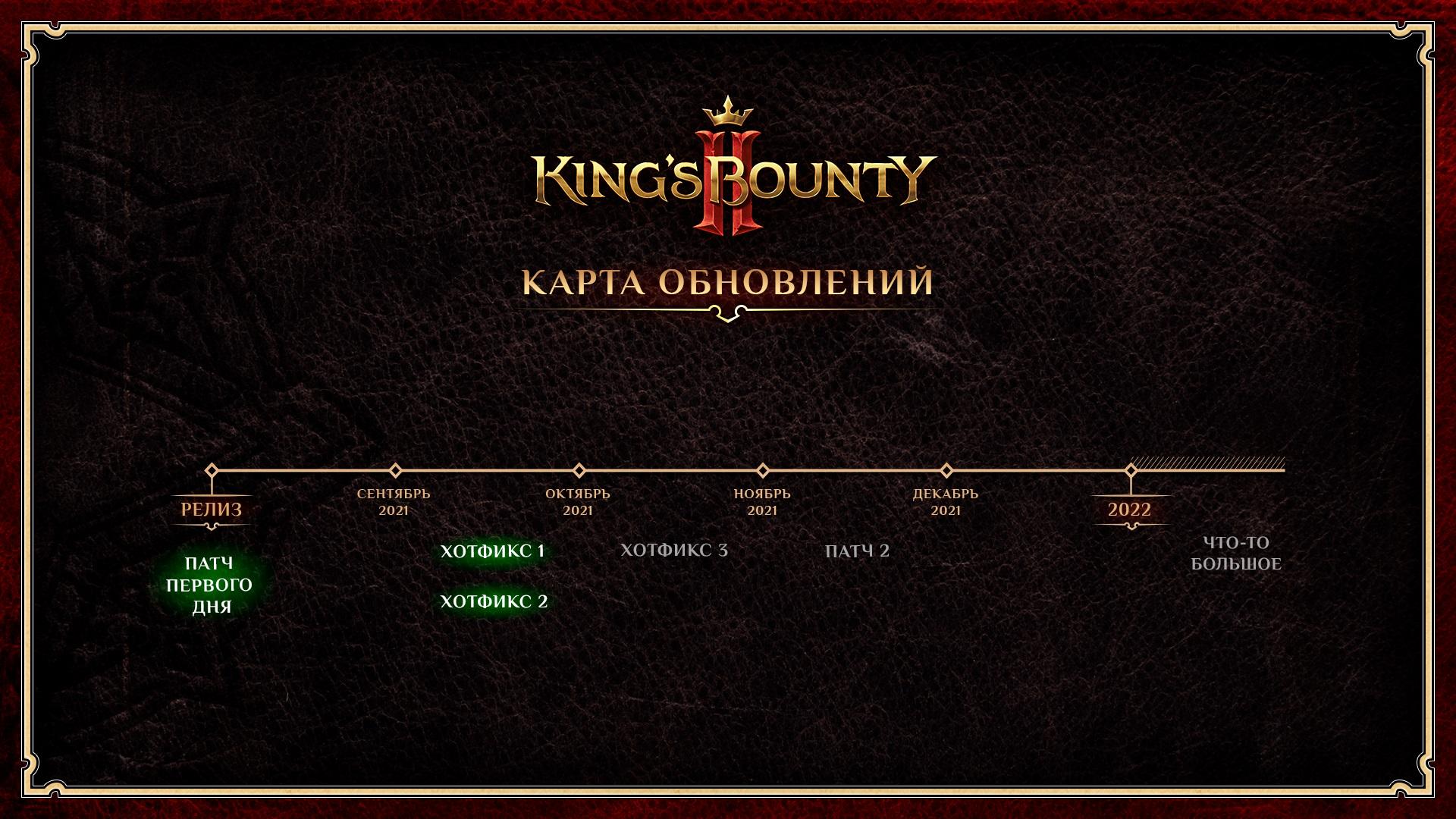 King's Bounty II получила новый патч — теперь можно ускорять ход боя