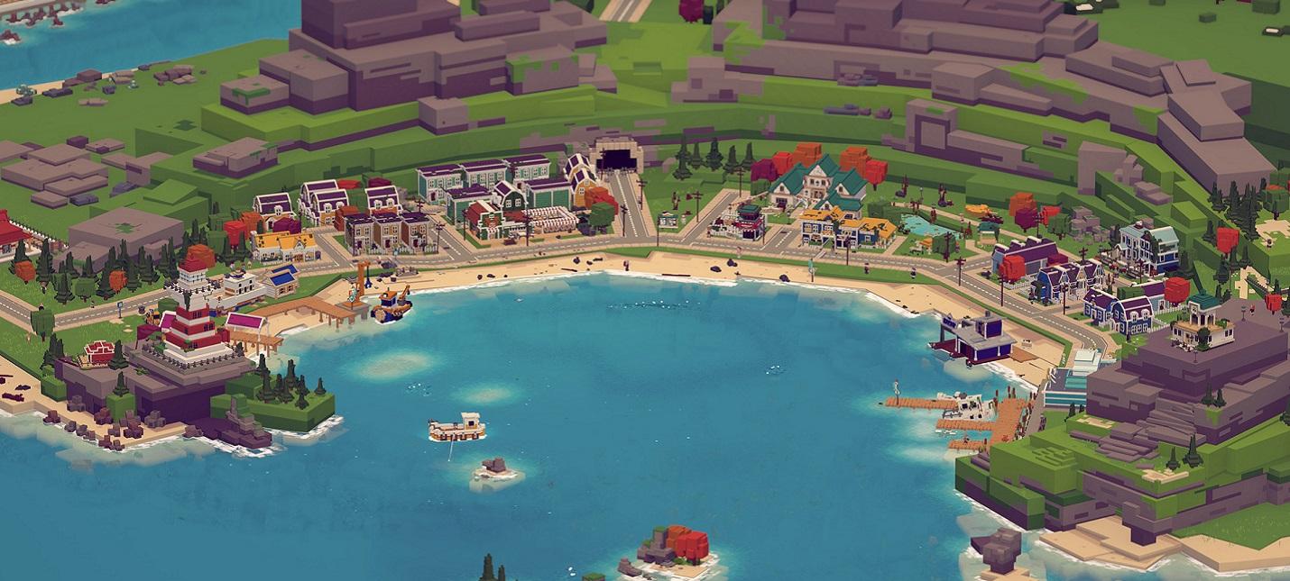 Ролевой симулятор рыбного магазина Moonglow Bay перенесли на конец октября