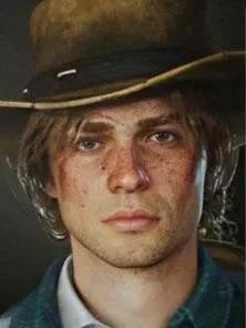 Фанат Red Dead Redemption 2 сменил пол всей банде Датча