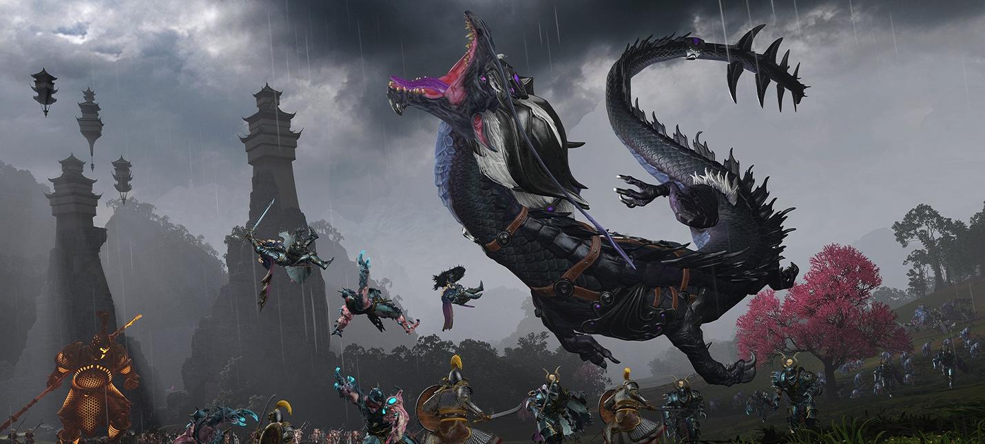 Великий Катай в новом геймплейном трейлере Total War: Warhammer 3