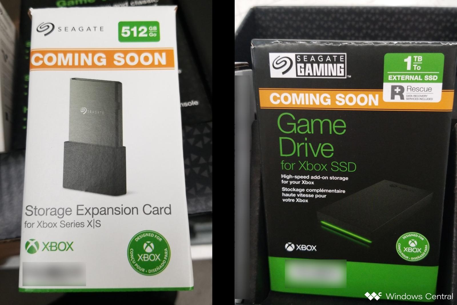В сети появились промо-материалы карты расширения на 512 ГБ для Xbox Series