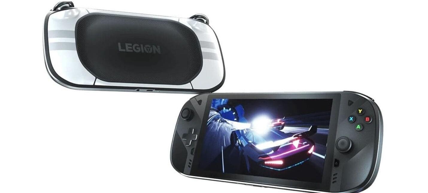 Утечка: Lenovo готовит портативную консоль Legion Play на базе Android