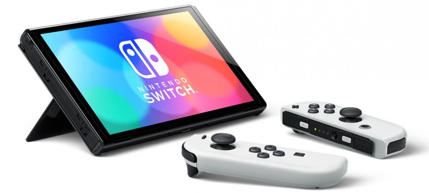 Док-станция Nintendo Switch OLED имеет порт HDMI 2.0 и способна выводить 4K/60 FPS