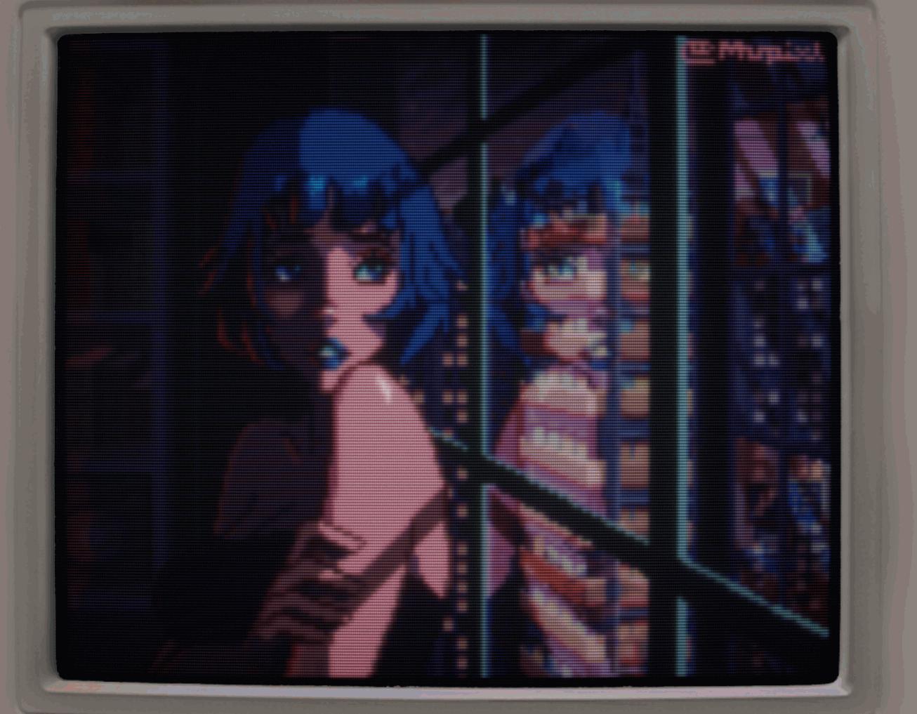 Вот как CRT-фильтр улучшает пиксель-арт