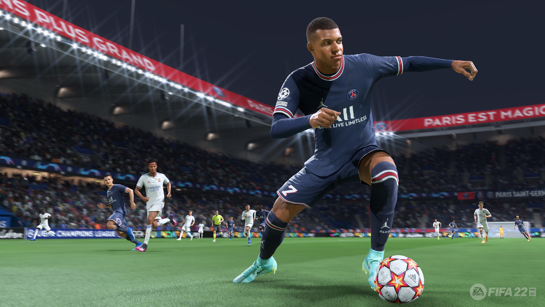 Футбол? Футбол! Обзор FIFA 22