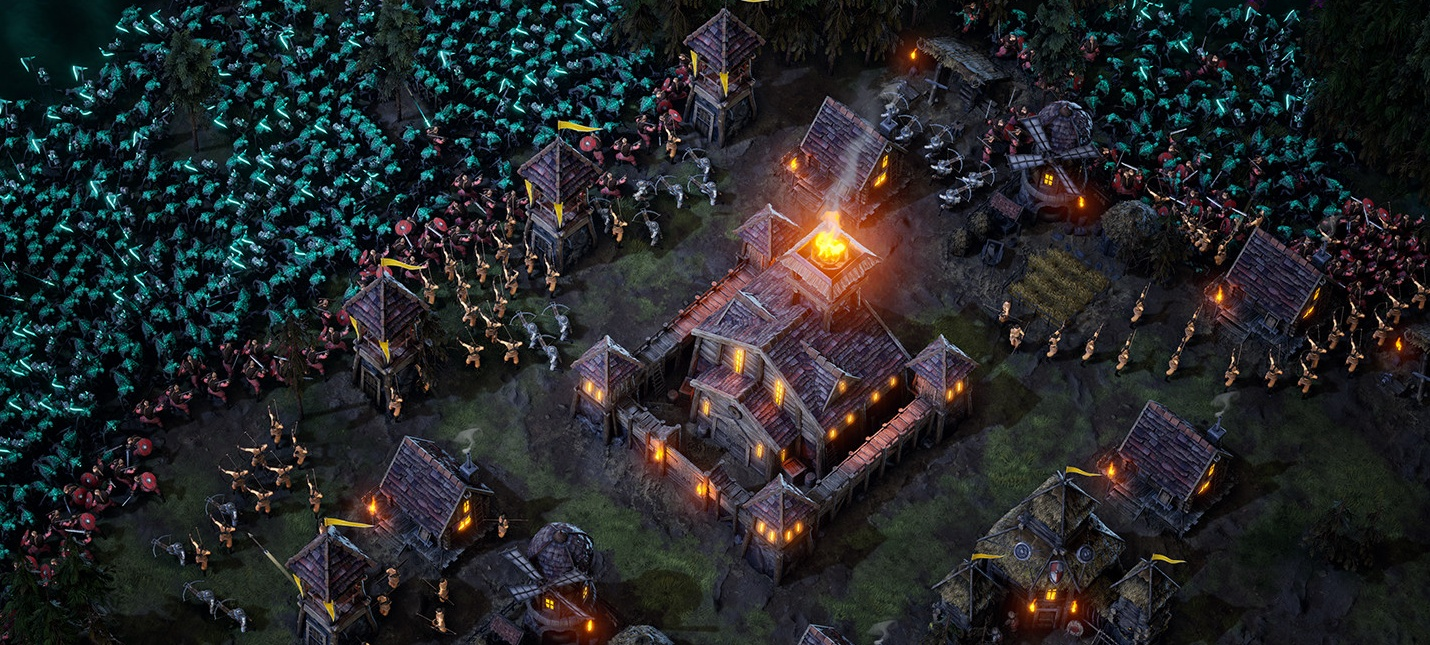 Сурвайвал-стратегия Age Of Darkness: Final Stand вышла в раннем доступе Steam