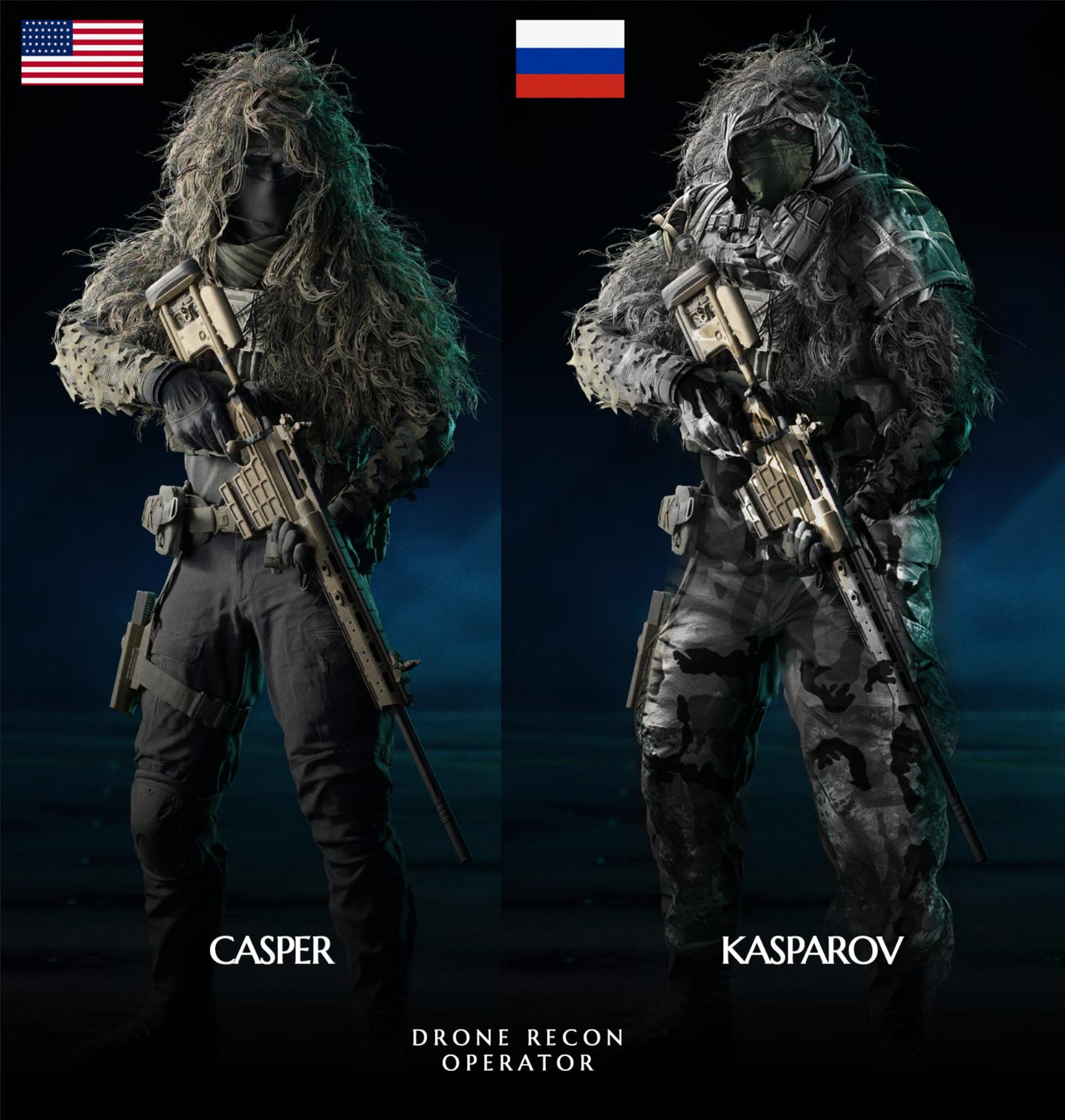 Геймерам не нравятся оперативники Battlefield 2042