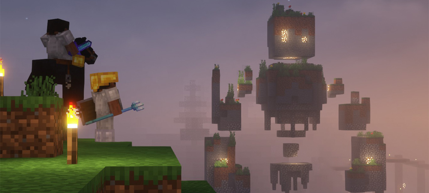 Новая бета Minecraft увеличивает размер биомов