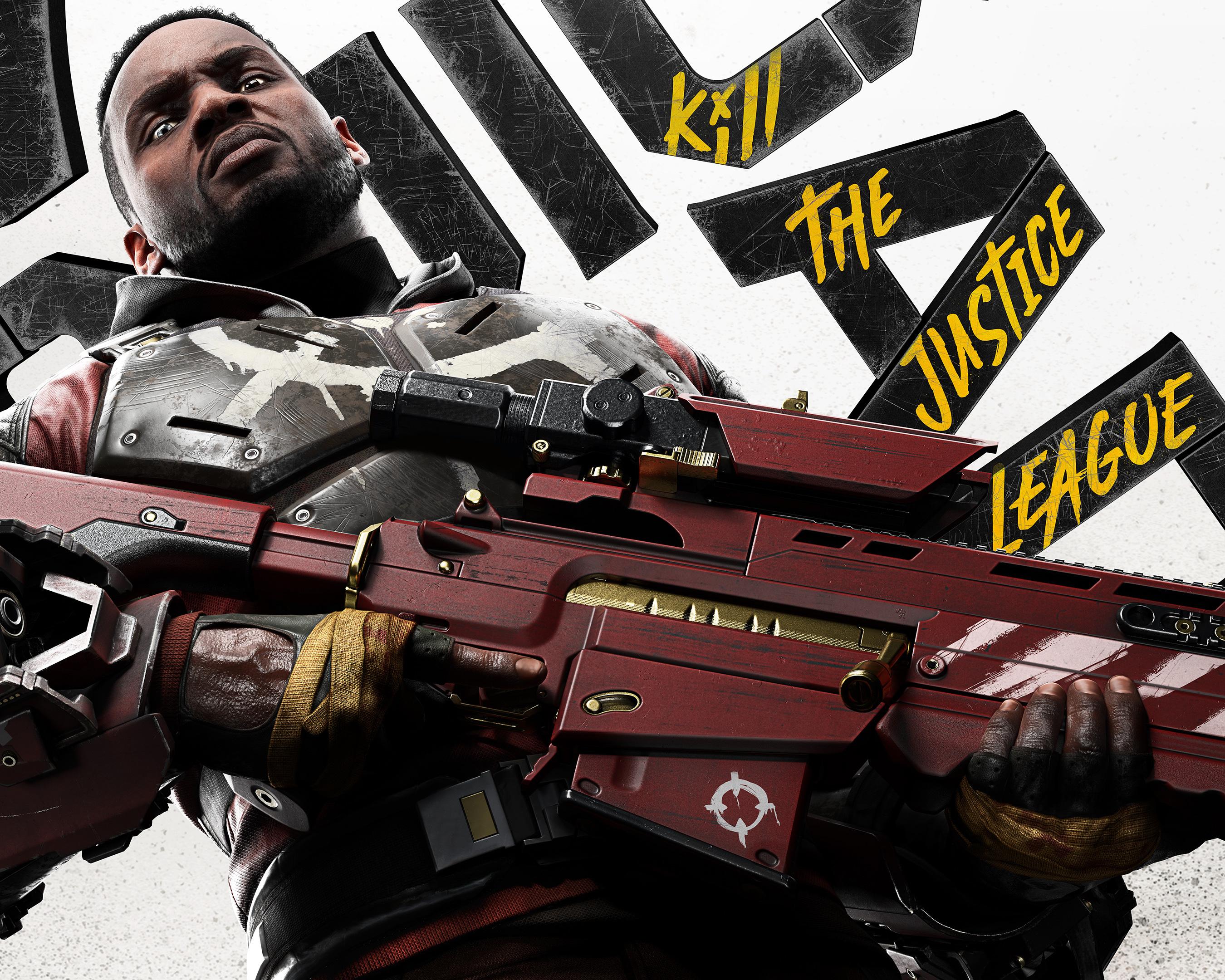 Постеры главных героев Suicide Squad: Kill the Justice League от создателей Batman: Arkham