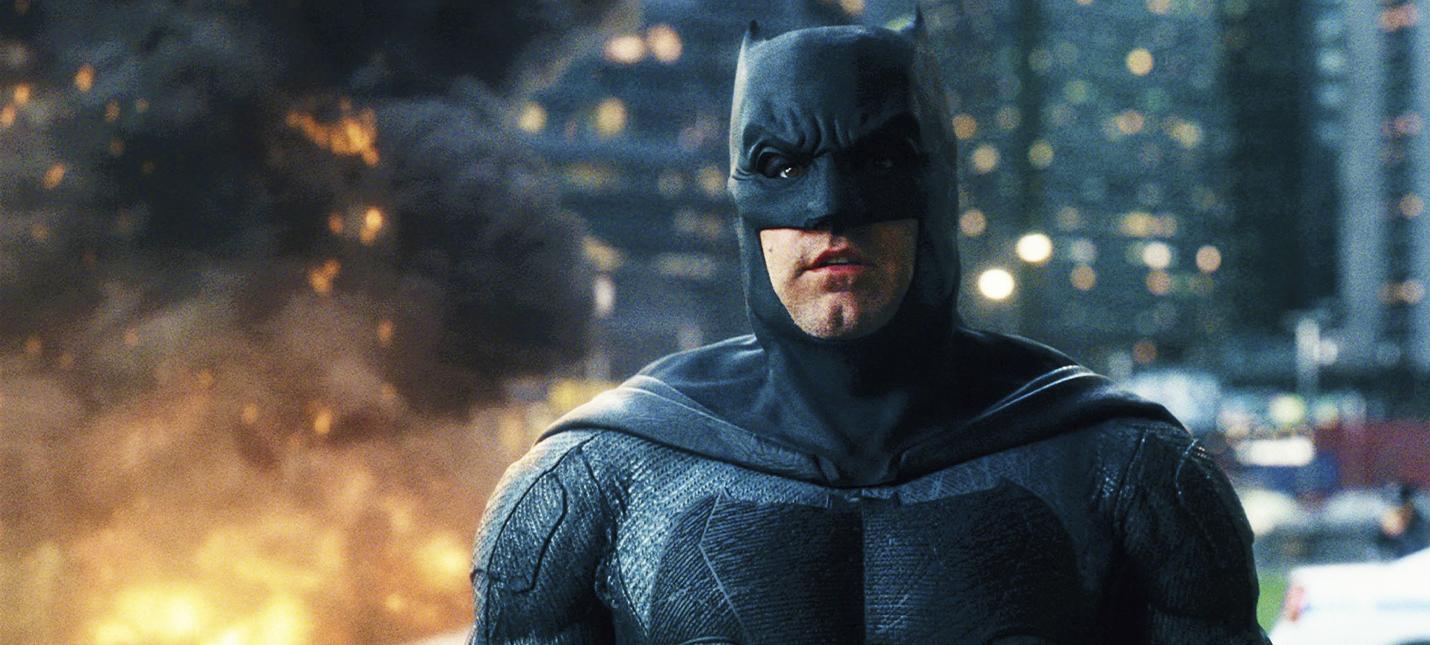 Бен Аффлек Играть Бэтмана во Флэше было гораздо приятнее, чем в Лиге справедливости