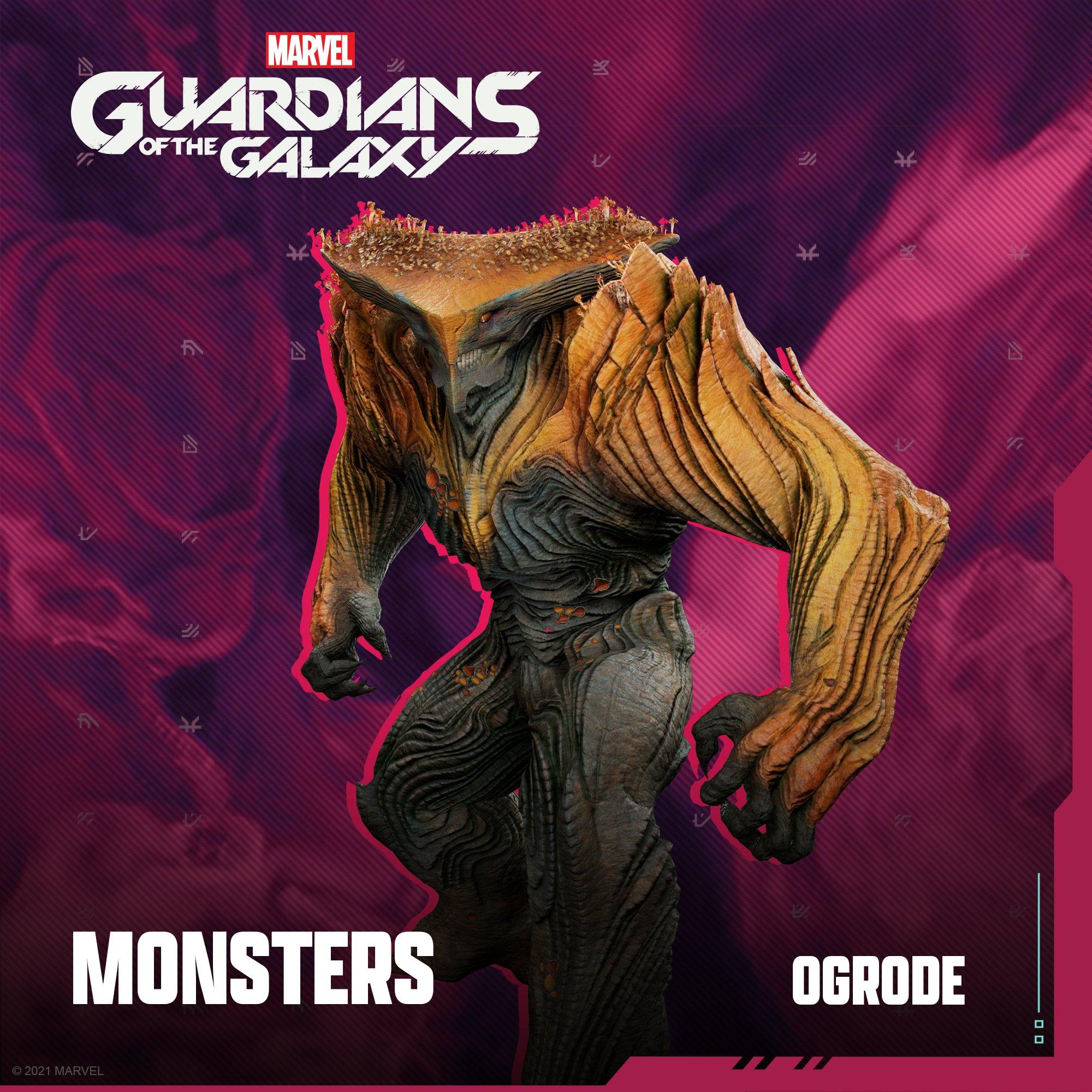 Монстры, корпус Нова и армия Леди Хеллбендер — кто выступит противниками в Guardians of the Galaxy