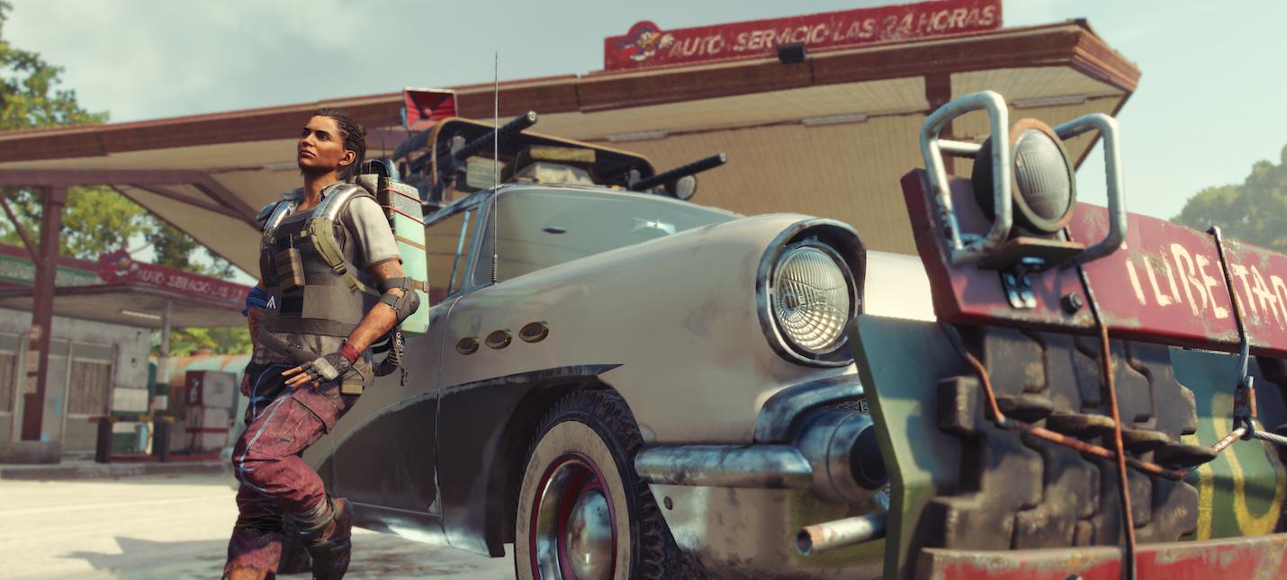 В Far Cry 6 не работает прыжок веры из Assassin's Creed
