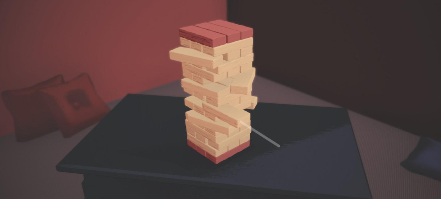 Вышла бесплатная виртуальная Дженга с массой мини-игр, таблицей лидеров и достижениями