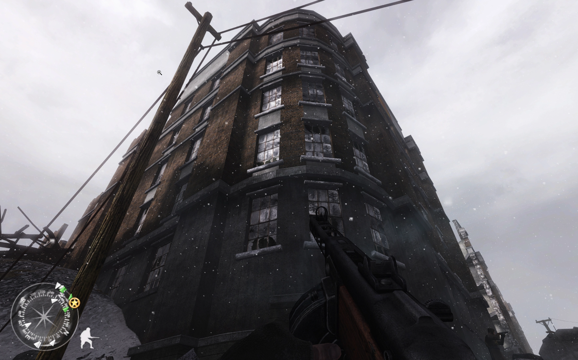 Энтузиаст показал свою версию ремастера Call of Duty 2
