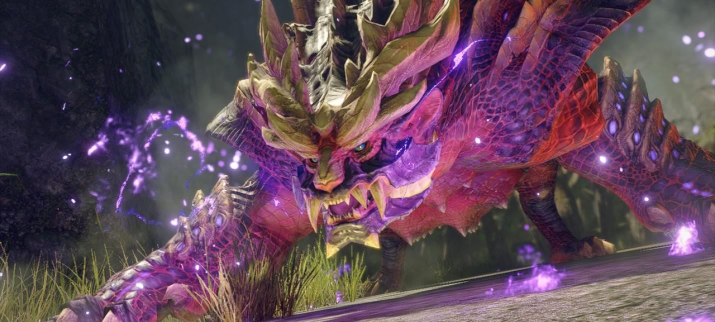 Не намного, но лучше — видеосравнение PC и Switch-версий Monster Hunter Rise
