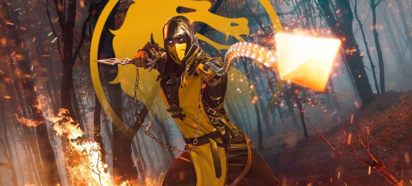 Рождение легендарного приема Get over here! в видео о создании первой Mortal Kombat