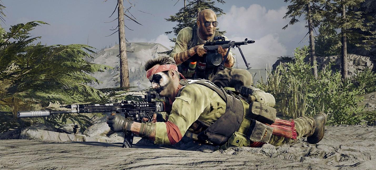 В боевой пропуск Call of Duty Warzone добавили оружие STG 44 и M1 Garand из Vanguard