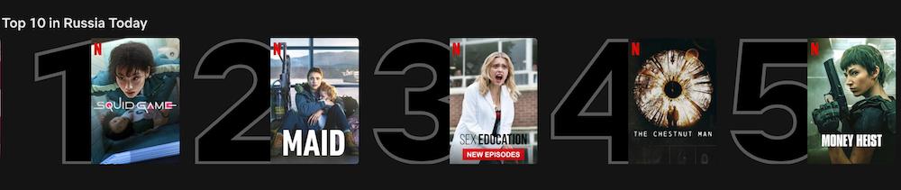 """A Show To Go: """"Игра в кальмара"""", """"Каштановый человечек"""" и мощный месяц Netflix"""