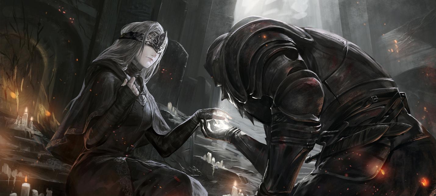 Bandai Namco анонсировала новый мерч по мотивам Dark Souls