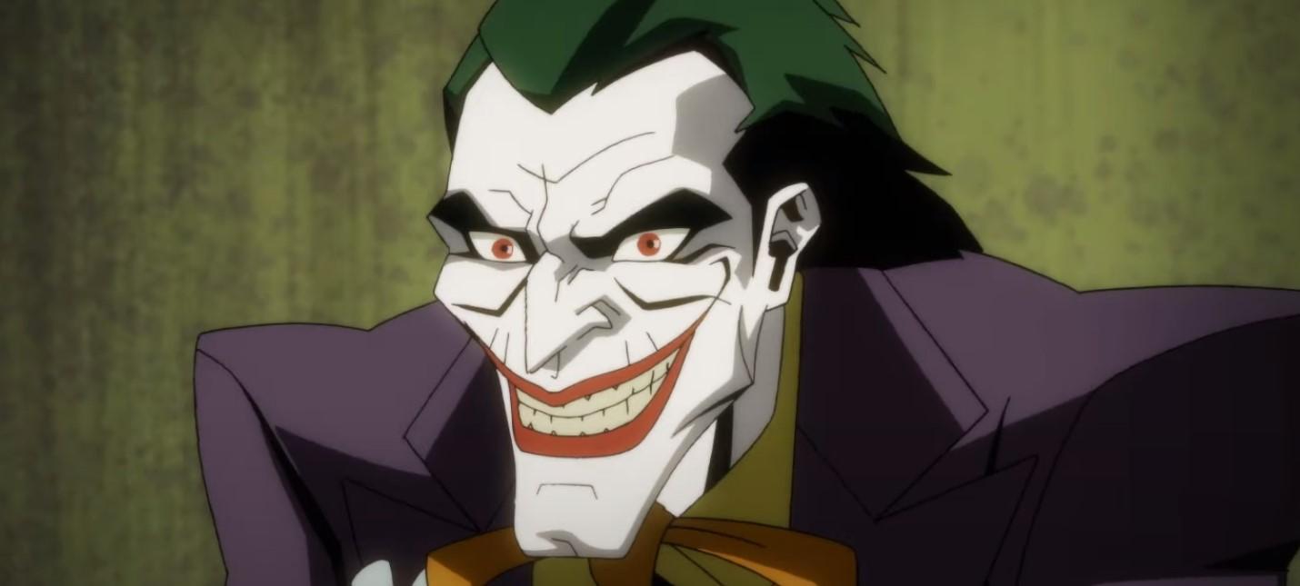 Живой Джокер до нападения Супермена в отрывке из Injustice