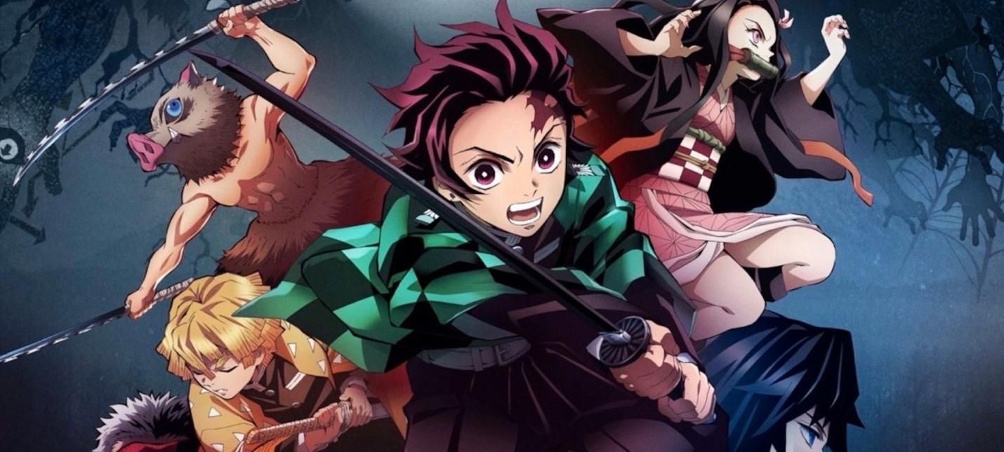 Суперприемы и масса демонов в релизном трейлере экшена Demon Slayer: Kimetsu no Yaiba
