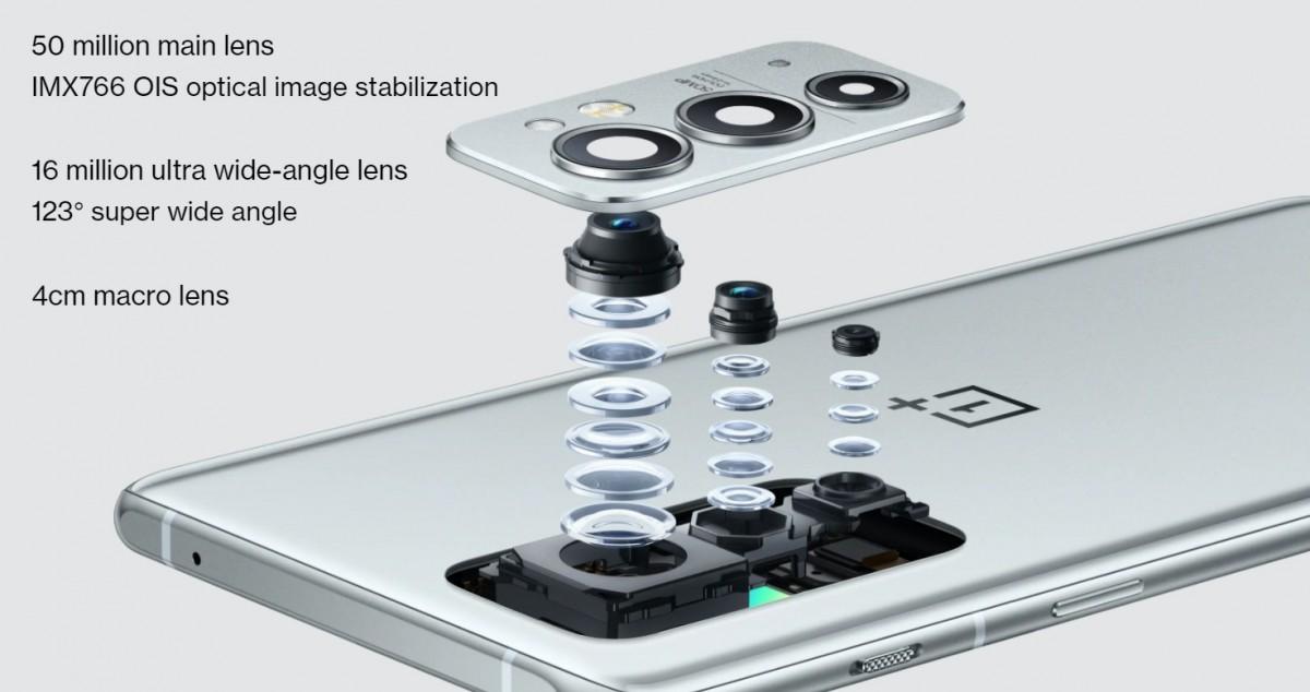 OnePlus представила флагман 9RT на Snapdragon 888 и стоимостью 510 долларов