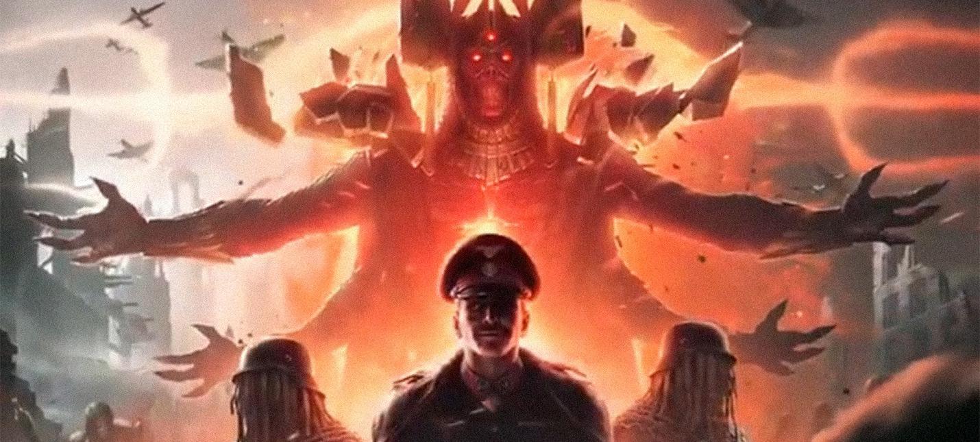 В сеть слили трейлер зомби-режима Call of Duty: Vanguard с музыкой Билли Айлиш