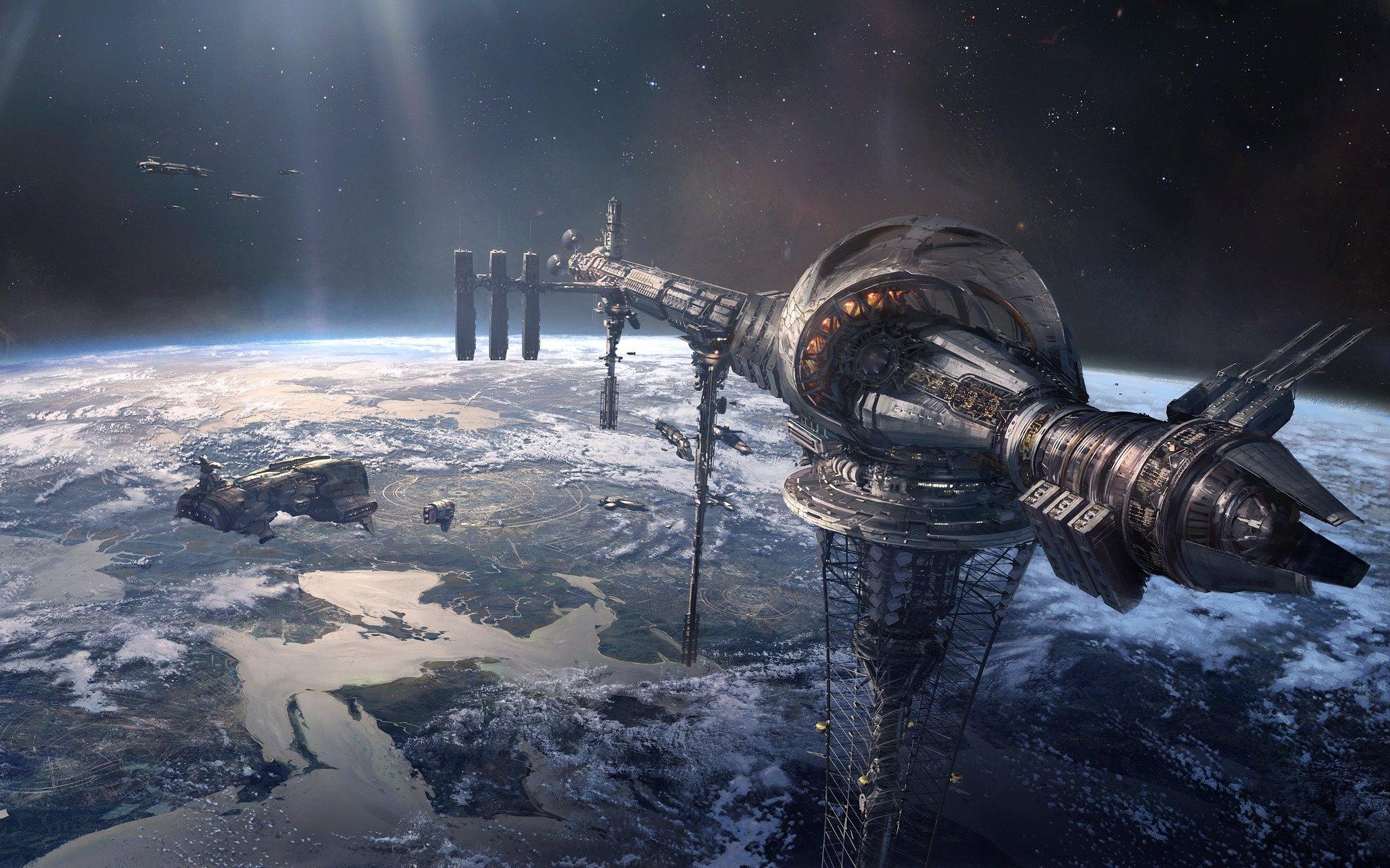 снимки онлайн с космоса