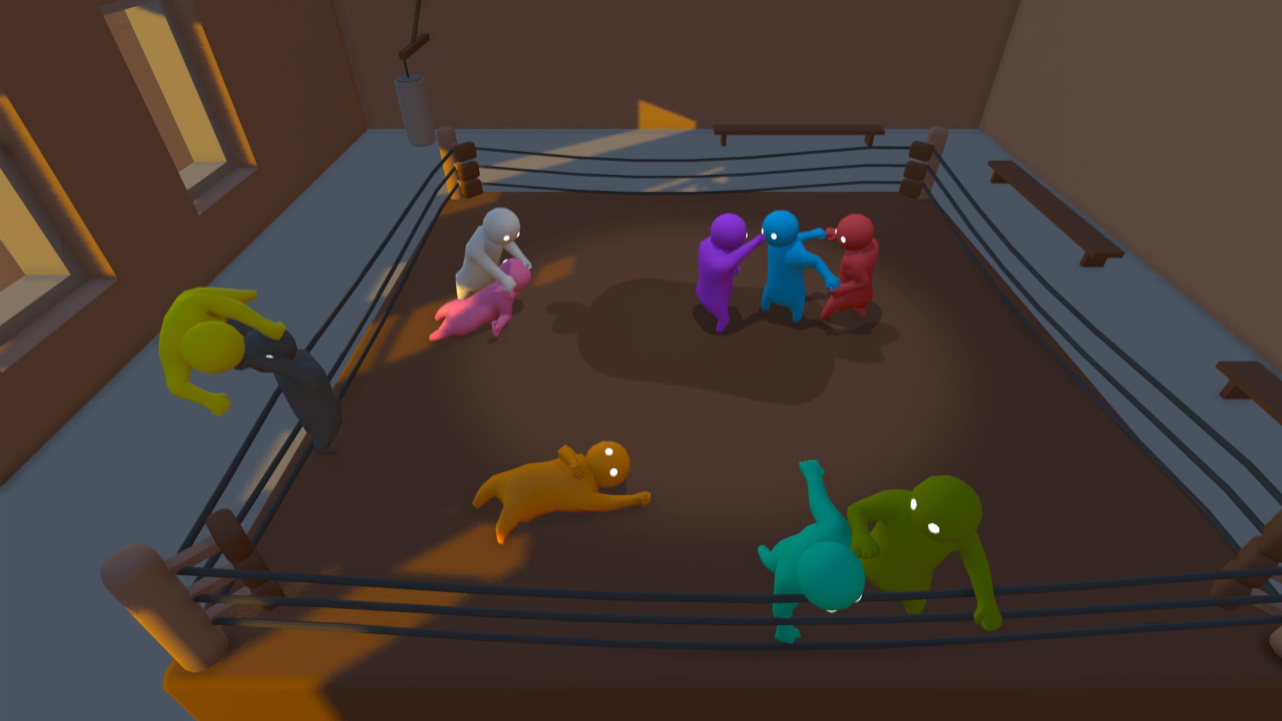 Gang beasts где скачать видео 0 3 4 - d58