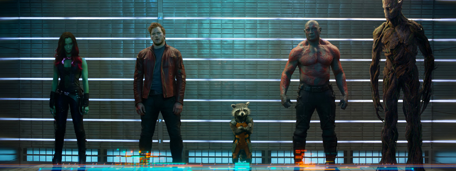 an analysis of the intergalactic battle with a band of misfits in the film guardians of the galaxy b
