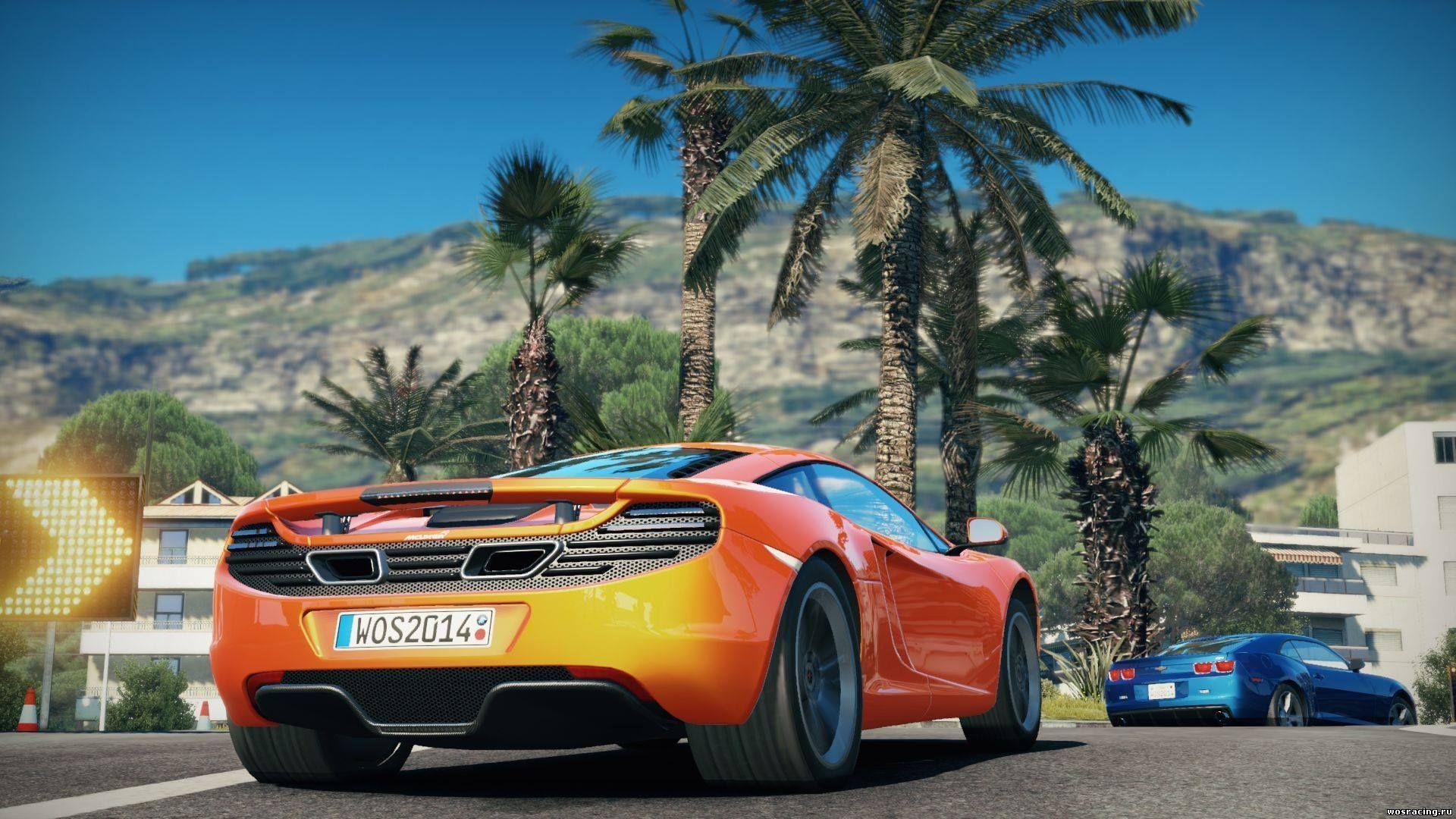 Фото машин из игр