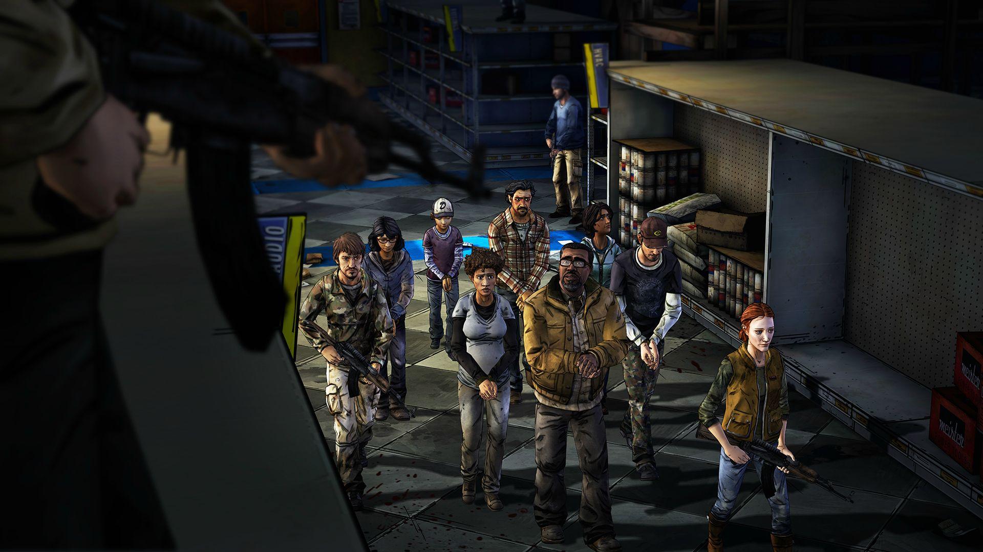 будет ли продолжение игры the walking dead: