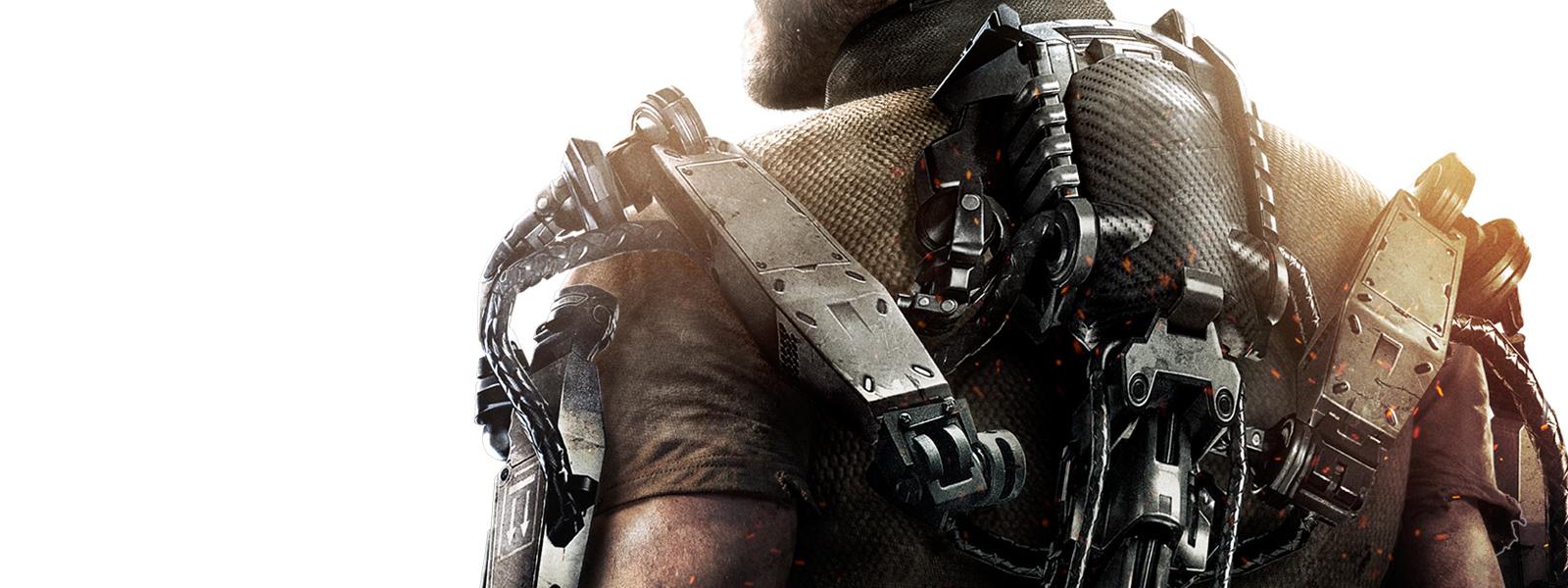 мужчина оружие игра Call of Duty Advanced Warfare бесплатно