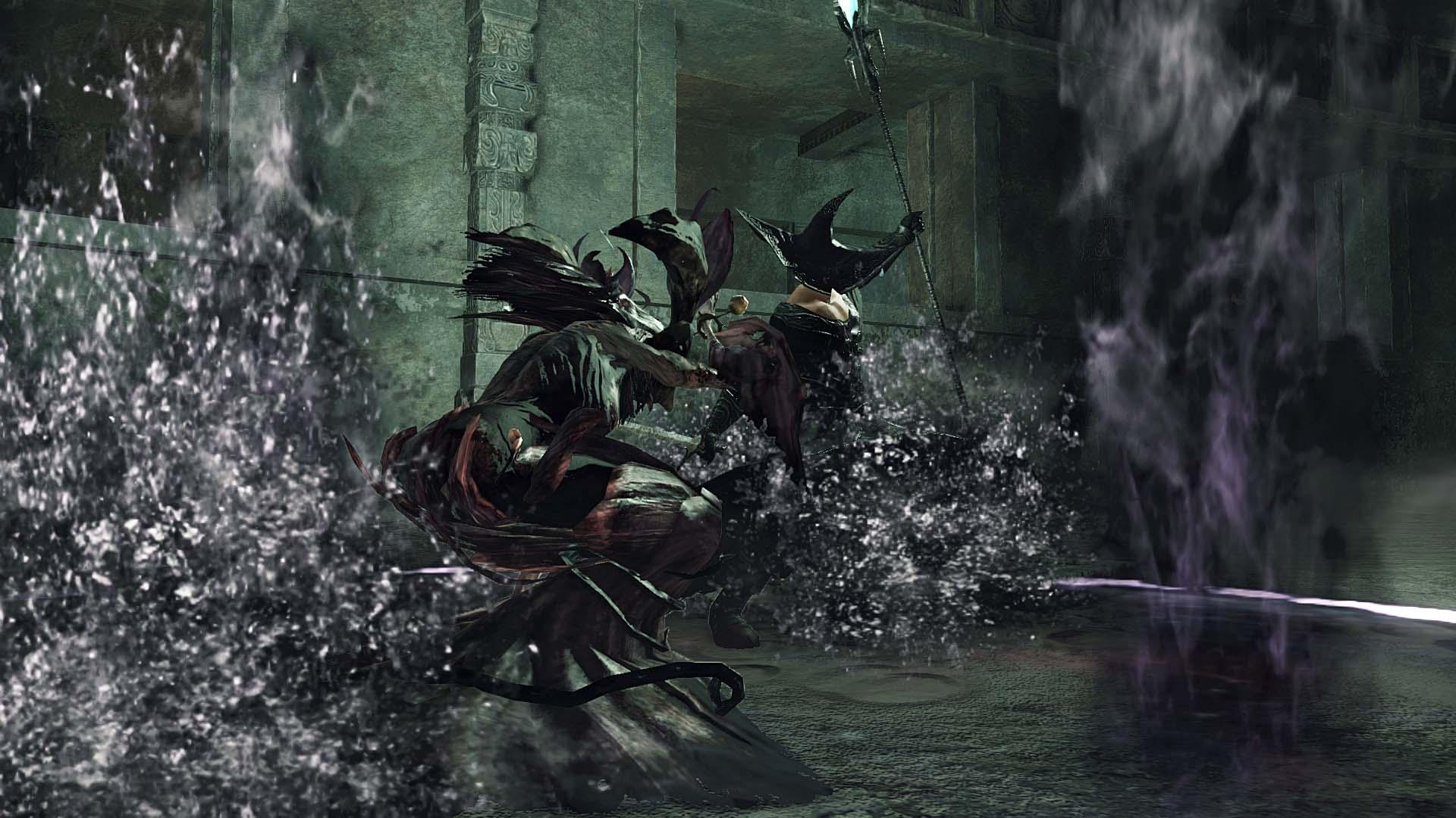 Прекращения работы программы dark souls 2